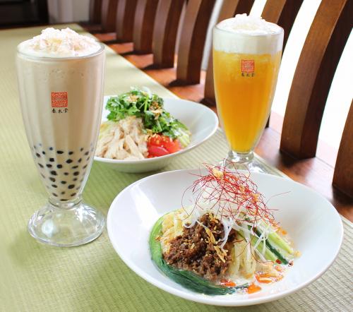 麺ドリンク集合(小)
