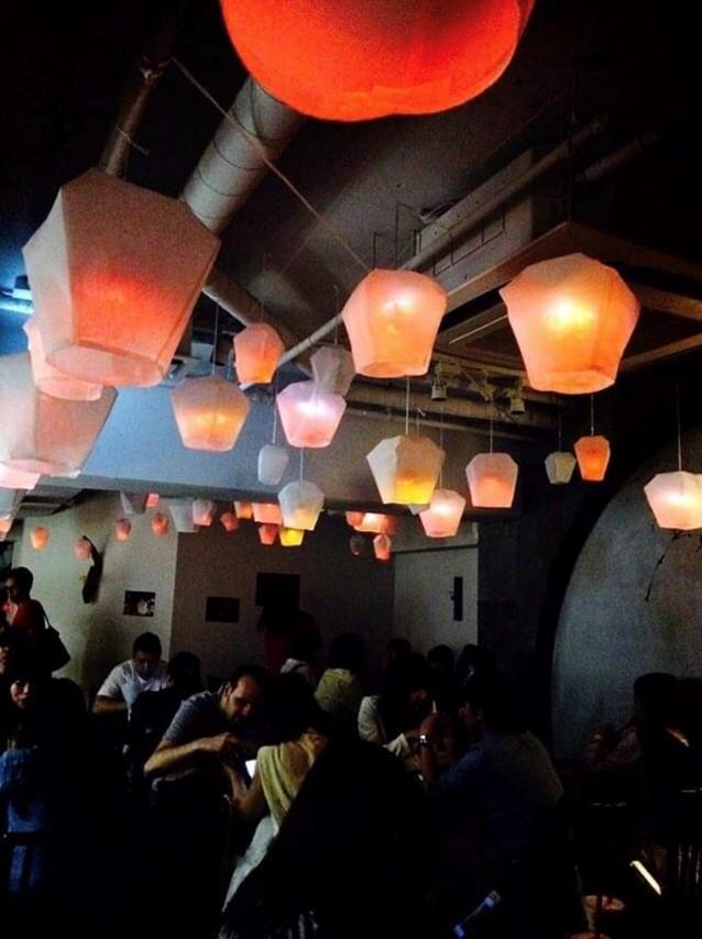 春水堂天燈祭
