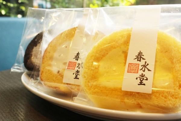 春水堂特製ロールケーキ