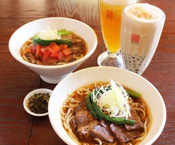 牛肉麺集合写真