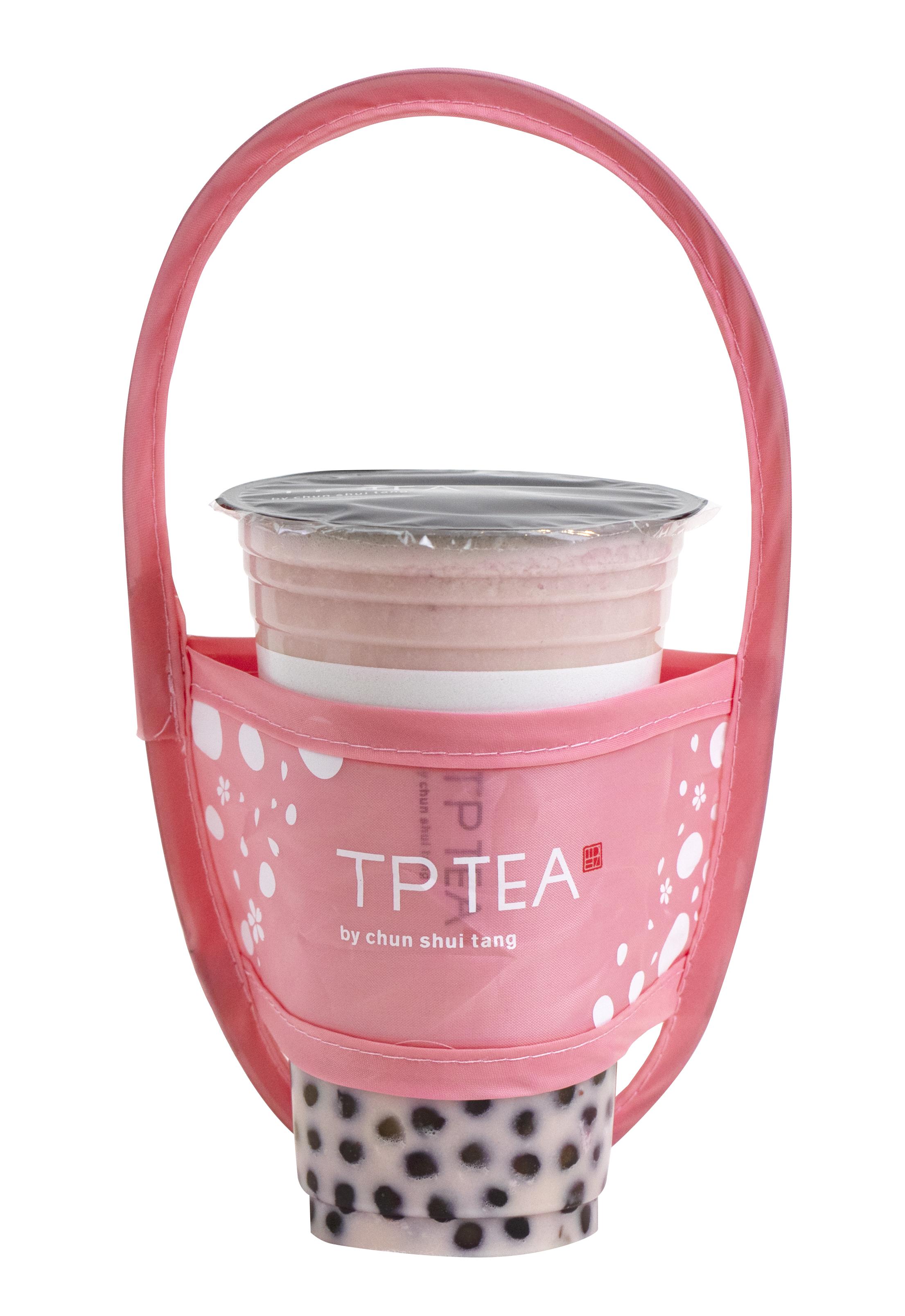 TP TEAのオリジナル桜ドリンクホルダー
